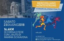 XXI MARCIALONGA IN SALITA MERCOGLIANO-MONTEVERGINE