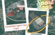 Torna a Mercogliano l'appuntamento con gli Sport days - 20^ Edizione!
