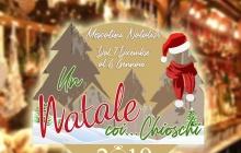 A Mercogliano il Natale è di casa! Dal 7 Dicembre al 6 Gennaio, chioschi lungo il Viale S. Modestino