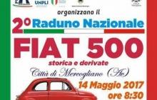 Secondo Raduno Nazionale Fiat 500